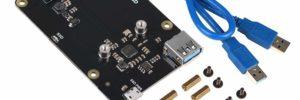 BON PLAN – Carte d'extension SSD pour Raspberry