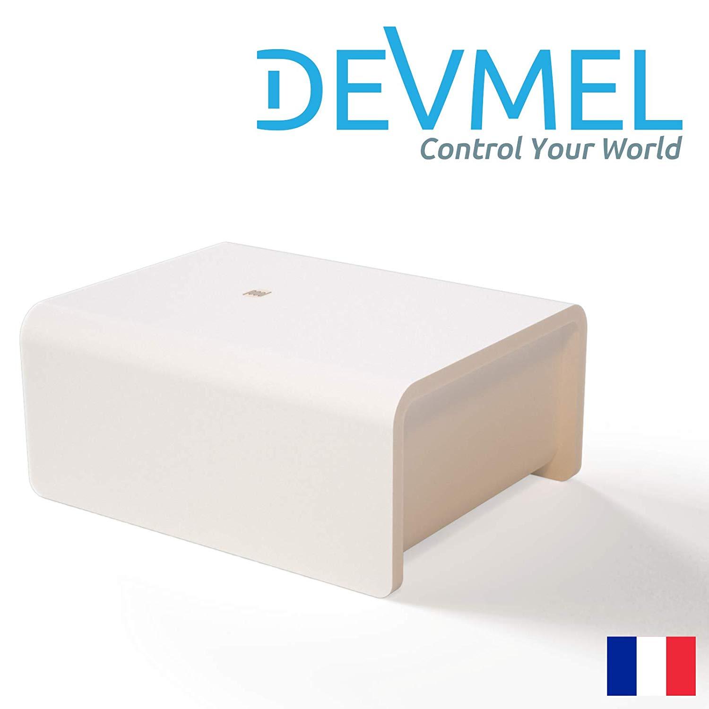 Devmel AirSend - Domotique 433Mhz Compatible Somfy, Chacon, Nice.
