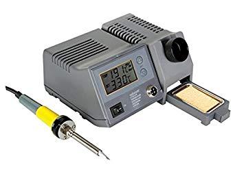 Velleman 420165Station de soudage, VTSSC40N, affichage LCD, 48W, 185mm x 100mm x 170mm