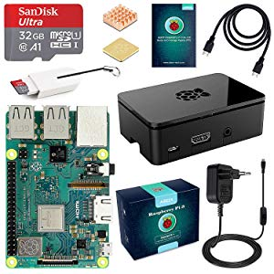 BON PLAN – Raspberry 3B+ Starter Kit