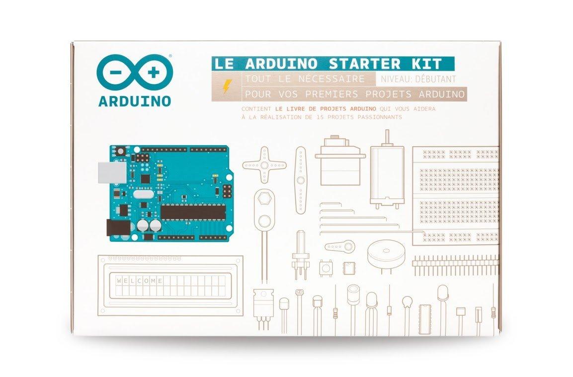 Arduino Starter Kit pour débutants K020007 [manuel en français]