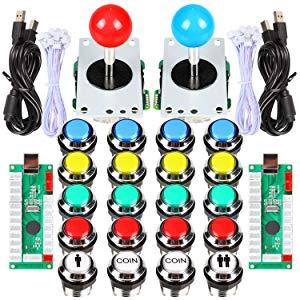 BON PLAN – Joysticks & boutons pour borne d'arcade