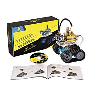 KEYESTUDIO Bluetooth Télécommande à ultrasons pour DIY Smart Car Robot for Arduino UNO
