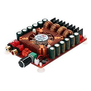 KKmoon 2 * 160W Module de Carte d'Amplificateur Numérique Double Canal Audio Stéréo de Haute Puissance, Soutien de BTL Mode Mono 220W