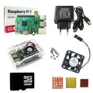 matériel kit raspberry