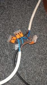 installation électrique heatzy